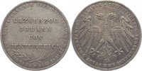 Doppelgulden 1848 Frankfurt- Stadt  Kr., sehr schön -  80,00 EUR  +  7,00 EUR shipping
