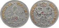 7 Kreuzer Stadtwährung (5 Kreuzer Reichs 1758 Augsburg-Stadt  Reste alt... 125,00 EUR kostenloser Versand