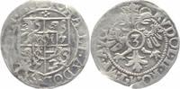 Groschen 1606-1611 Salm-Grumbach Johann und Adolf 1606-1611. Rf., Präge... 65,00 EUR kostenloser Versand