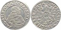 Groschen (sogen. 'Ständische Prägung') 1 1667 Brandenburg-Preussen Frie... 65,00 EUR kostenloser Versand