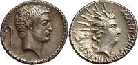 denarius 42 BC. Roman Imperatorial Marcus Antonius Gutes sehr schön  4750,00 EUR kostenloser Versand