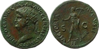 Orichalcum dupondius 64 AD. Roman Imperial Nero Vorzüglich  3200,00 EUR kostenloser Versand