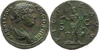 sestertius 134 - 138 AD. Roman Imperial Hadrian Gutes sehr schön  2950,00 EUR kostenloser Versand