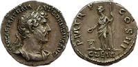 Denarius 119–ca.122 AD Roman Imperial Hadrian Gutes sehr schön  500,00 EUR  zzgl. 10,00 EUR Versand
