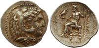 Ancient Greece tetradrachm  Macedon, Alexander III, Akko, posthumously struck