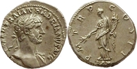 denarius 118 AD. Roman Imperial Hadrian Sehr schön  175,00 EUR  zzgl. 10,00 EUR Versand