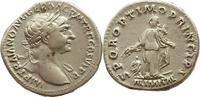 denarius 112-114 AD. Roman Imperial Trajan Sehr schön  160,00 EUR  zzgl. 10,00 EUR Versand