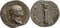denarius 79 AD Roman Imperial Vespasian Vorzüglich  1950,00 EUR kostenloser Versand