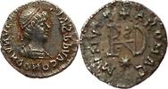 1/4 siliqua 493-526 AD Germanic Migration Ostrogoten, Theoderik Gutes s... 425,00 EUR  zzgl. 10,00 EUR Versand