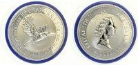 1996  2 Dollars Kookaburra  ST  85,00 EUR  zzgl. 4,00 EUR Versand
