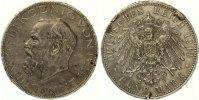 1914  5 Mark Ludwig III von Bayern Belegstück sehr schlechte Erhaltung  90,00 EUR  zzgl. 4,00 EUR Versand