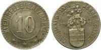 1918  Werne - Eisen  (Funck 596.3) 10 Pfennig ss-vz  65,00 EUR  zzgl. 4,00 EUR Versand
