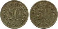 1920   Westerholt - Eisen 1920 (Funck 598.3) 50 Pfennig  ss-vz  65,00 EUR  zzgl. 4,00 EUR Versand
