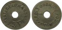 1917  Posen Obornik - Zink 1917 (Funck 396.1) 5 Pfennig vz  60,00 EUR  zzgl. 4,00 EUR Versand