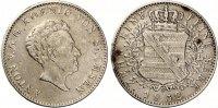 1832 S  Taler Sachsen ss sauber und fachgerecht entfernter Henkel  85,00 EUR  zzgl. 4,00 EUR Versand