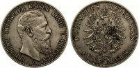   5 Mark Preussen 1888 99. Tage Kaiser