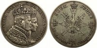   1861 ss Kr&ouml;nungstaler Preussen 40,00 EUR inkl. gesetzl. MwSt., zzgl. 4,00 EUR Versand