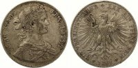   1860 ss Taler Frankfurt 39,99 EUR inkl. gesetzl. MwSt., zzgl. 4,00 EUR Versand