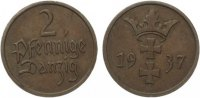   2 Pfennig Danzig