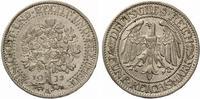 1932 A  5 Mark Eichbaum fast vz  115,00 EUR  zzgl. 4,00 EUR Versand