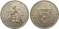1930 A  3 Mark Vogelweide vz  85,00 EUR  zzgl. 4,00 EUR Versand