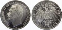 1915 selten  3 Mark Baden Erstabschlag fast st / st Aver leichte Kratzer  250,00 EUR  zzgl. 4,00 EUR Versand