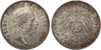 1903  5 Mark Sachsen 1903 Georg  vz  200,00 EUR  zzgl. 4,00 EUR Versand
