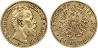 1875  20 Mark Anhalt ss+ selten  3500,00 EUR3300,00 EUR kostenloser Versand