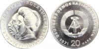 1971  20 Mark Liebknecht  /Luxemburg ST  55,00 EUR  zzgl. 4,00 EUR Versand