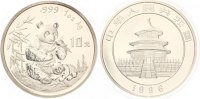 1996  10 Yuan China 1996 Panda ST  70,00 EUR  zzgl. 4,00 EUR Versand