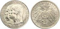 1904  2 Mark Hessen vz-st  90,00 EUR  zzgl. 4,00 EUR Versand