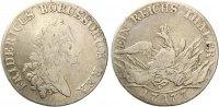 1777 A  Reichstaler  Brandenburg Preussen 1777 A Friedrich der Große  ... 115,00 EUR  zzgl. 4,00 EUR Versand