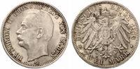 1913  2 Mark Baden fast prägefrisch  575,00 EUR kostenloser Versand