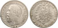 1877  2 Mark Baden schön  60,00 EUR  zzgl. 4,00 EUR Versand