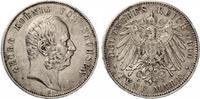 1904  5 Mark Sachsen ss  60,00 EUR  zzgl. 4,00 EUR Versand