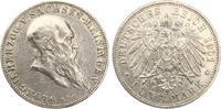1901  5 Mark Sachsen Meiningen fast vz  475,00 EUR  zzgl. 4,00 EUR Versand
