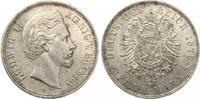 1876  5 Mark Bayern Ludwig II fast Stempelglanz  825,00 EUR kostenloser Versand