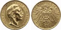 1911  Preussen 20 Mark Wilhelm II vz  315,00 EUR  zzgl. 4,00 EUR Versand