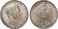 1909  3 Mark Reuss fast vorzüglich  625,00 EUR kostenloser Versand