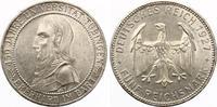 1927  5 Mark Uni Tübingen vz-st Avers kl Kratzer  365,00 EUR  zzgl. 4,00 EUR Versand
