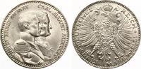 3 Mark Sachsen Weimar Eisenach 1915 100 Jahre Grossherzogtum