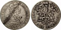 1684 HS  BRANDENBURG - PREUSSEN Friedrich Wilhelm 18 Gröscher 1684 HS ... 60,00 EUR  zzgl. 4,00 EUR Versand