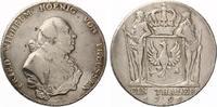 1797 A ss randenburg Preußen Preußen Taler  Berlin Friedrich Wilhelm I... 110,00 EUR  zzgl. 4,00 EUR Versand