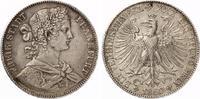 1860 ss+ Frankfurt Taler 50,00 EUR  zzgl. 4,00 EUR Versand
