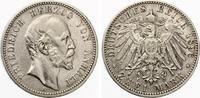 1896  2 Mark Anhalt ss+  425,00 EUR  zzgl. 4,00 EUR Versand