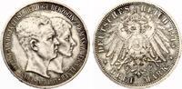 1915  3 Mark Braunschweig Lüneburg vz-st prachtvolle Patina  230,00 EUR  zzgl. 4,00 EUR Versand