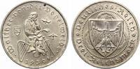 1930 D  3 Mark Vogelweide vz+  90,00 EUR  zzgl. 4,00 EUR Versand