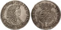 1674  ÖTTINGEN GRAFSCHAFT Gulden (60 Kreuzer) 1674 Albert Ernst 1659-1... 265,00 EUR  zzgl. 4,00 EUR Versand