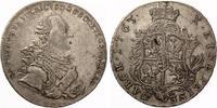 1765  SACHSEN COBURG SAALFELD  Konventionstaler 1765 Ernst Friedrich 1... 200,00 EUR  zzgl. 4,00 EUR Versand