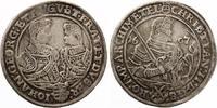 1607  Sachsen Taler 1607 Christian II Johann Georg I und August 1591-1... 200,00 EUR  zzgl. 4,00 EUR Versand